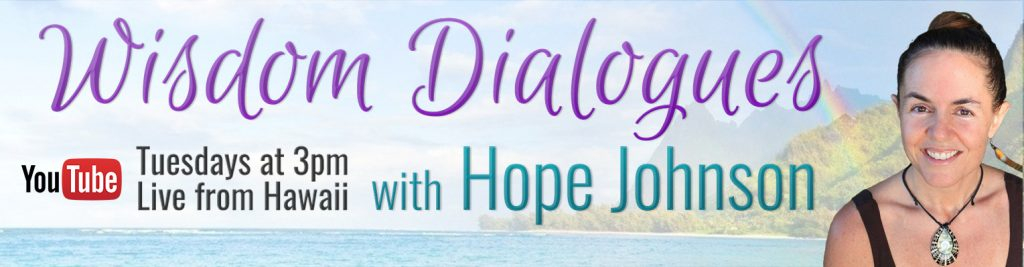 Wisdom Dialogues with Hope Johnson
