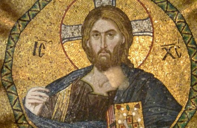 Image of Jesus - Blog post, For God so Loved the World...?